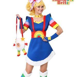 Rainbow Brite Halloween Costume 🌈